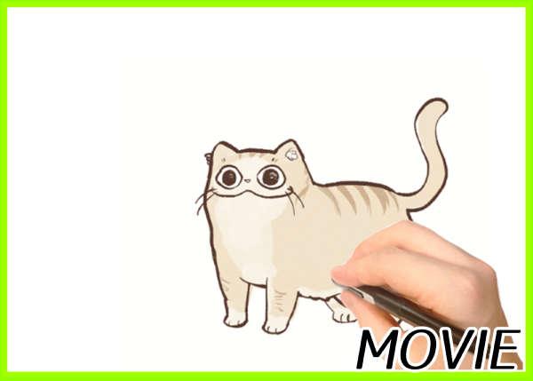 ホワイトボードアニメーション練習